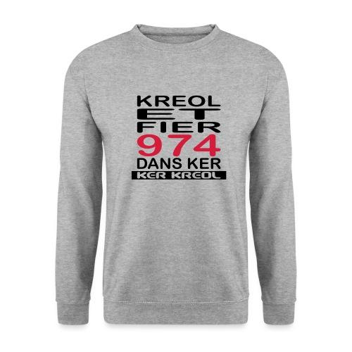 Kreol et Fier dans Ker - Sweat-shirt Homme