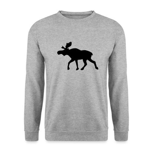 Elch - Männer Pullover