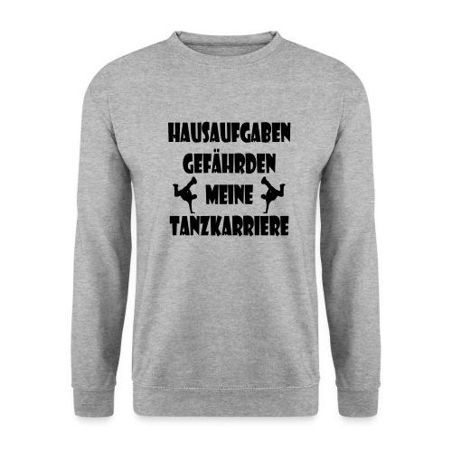 hausaufgaben_tanzkarriere - Männer Pullover