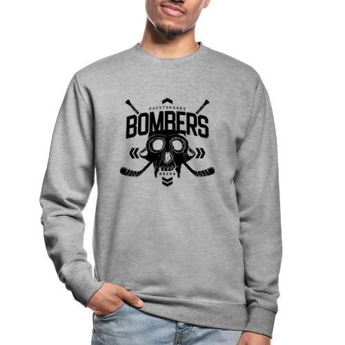 Puistokaari BOMBERS - Unisex svetaripaita