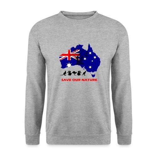 Australien - RETTE LEBEN - JETZT! - Unisex Pullover