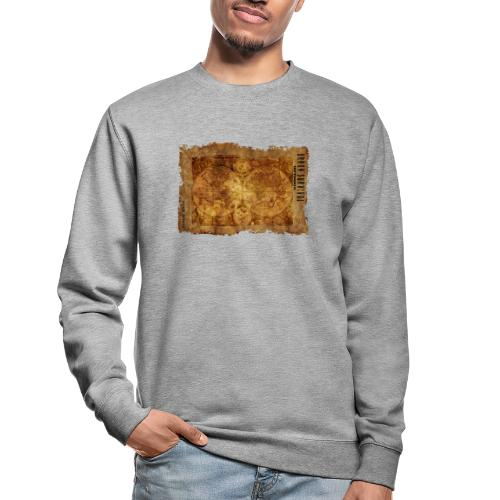 map of the world 2241469 1920 - Unisex Pullover