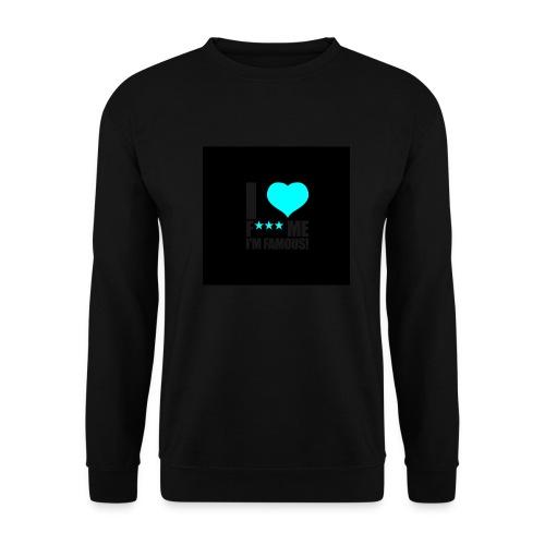 I Love FMIF Badge - Sweat-shirt Unisex