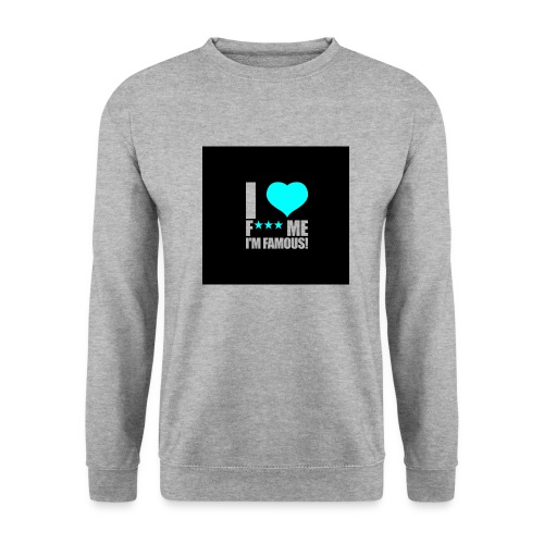 I Love FMIF Badge - Sweat-shirt Homme