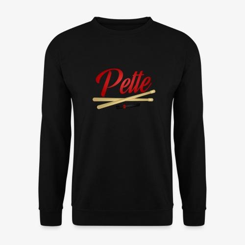 Pette the Drummer - Men's Sweatshirt