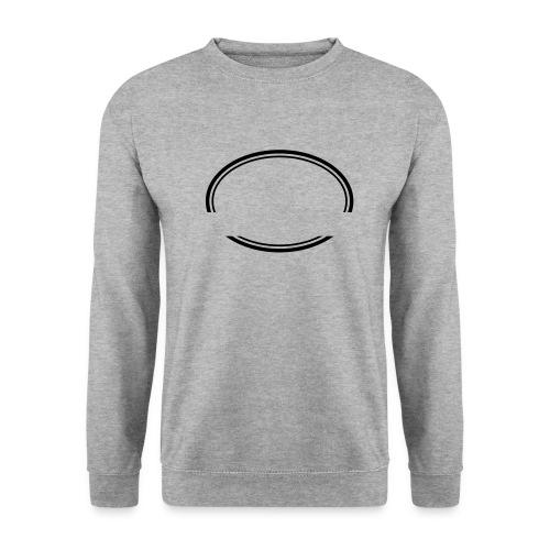 Kreis offen - Männer Pullover