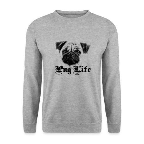 La vie de carlin - Sweat-shirt Homme