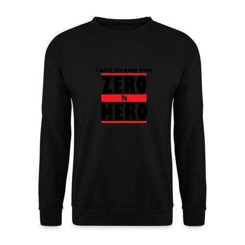 Zero To Hero - Miesten svetaripaita