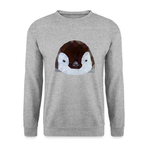 Pinguin Baby Polygon Art - Unisex Pullover