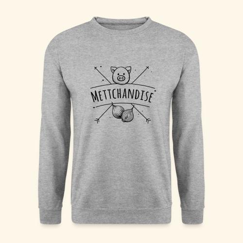 Mettchandise - Männer Pullover
