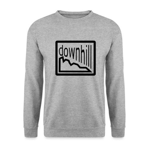 Bike Fashion Downhill - Männer Pullover