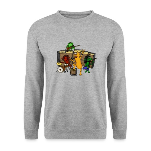 Kobold Metal Band - Men's Sweatshirt