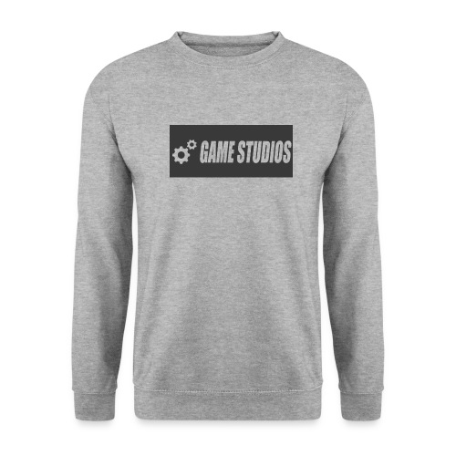 game studio logo - Men's Sweatshirt