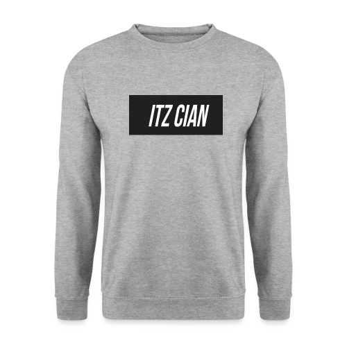 ITZ CIAN RECTANGLE - Unisex Sweatshirt