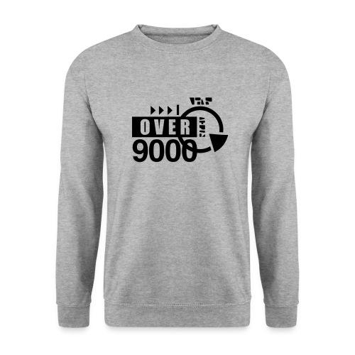 over 9000 - Unisex Sweatshirt