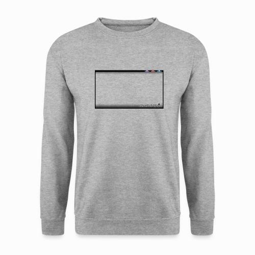 The Scots Review GO LIVE! Logo - Men's Sweatshirt