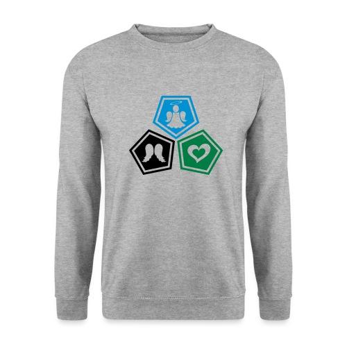 Tee shirt baseball Enfant Trio ange, ailes d'ange - Men's Sweatshirt