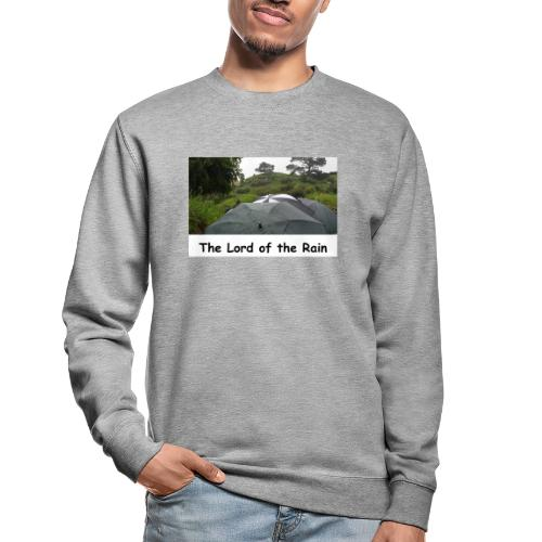 The Lord of the Rain - Neuseeland - Regenschirme - Unisex Pullover