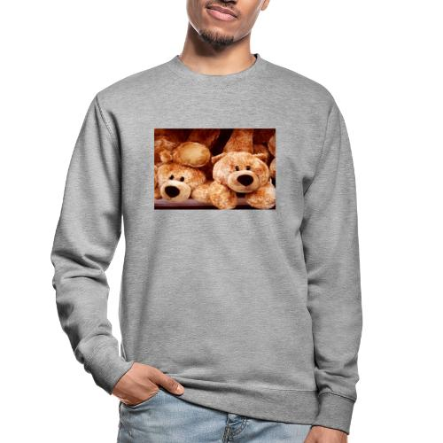 Glücksbären - Unisex Pullover