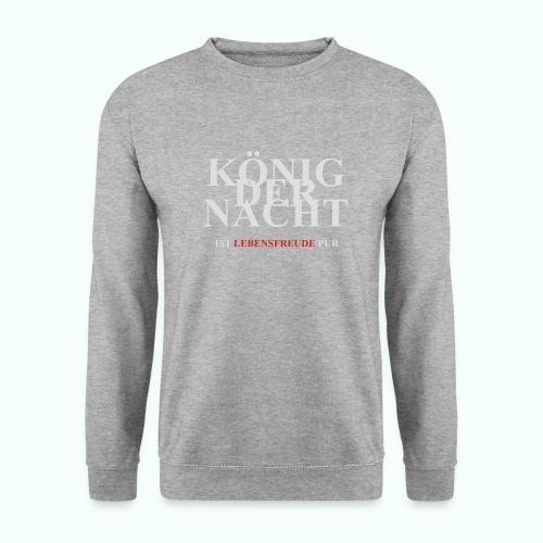 KÖNIG DER NACHT - Männer Pullover