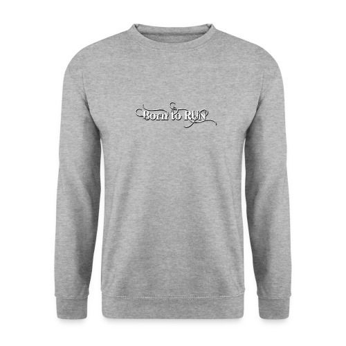 Born-to-RUN---Logo---White.png - Unisex Pullover