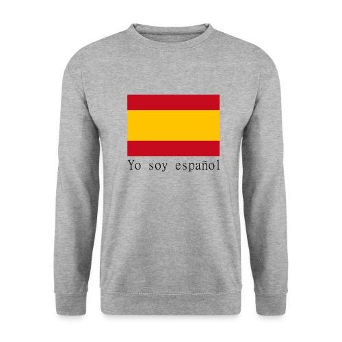 yo soy español - Sudadera unisex