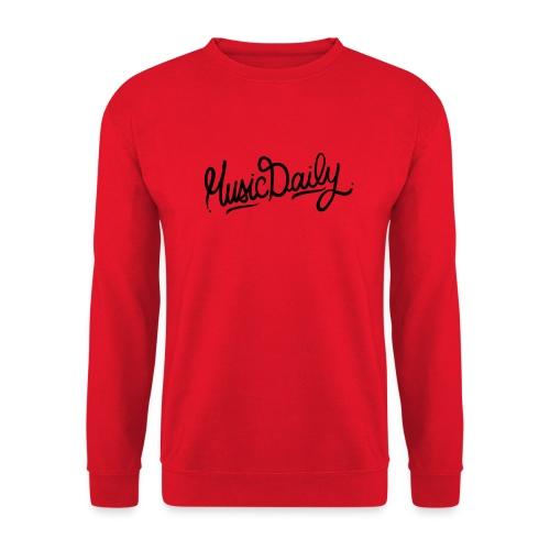 MusicDaily Logo - Unisex sweater