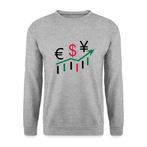 forex dollar euro - Männer Pullover