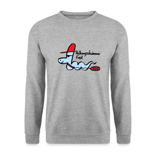 Rettungsschwimmer Fred - Männer Pullover