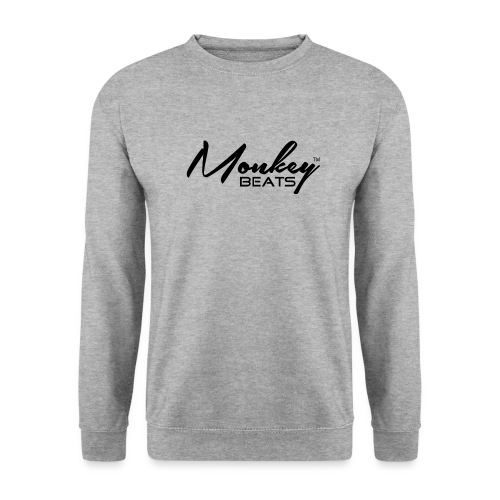 Monkey Beats - Black - Männer Pullover