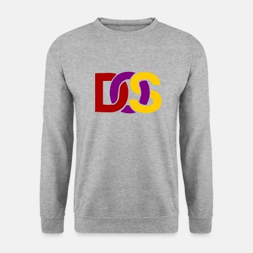 Retro MS DOS Logo - Unisex Sweatshirt