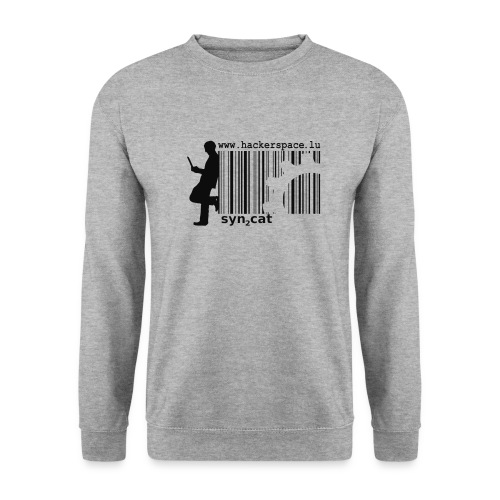 syn2cat hackerspace - Unisex Sweatshirt