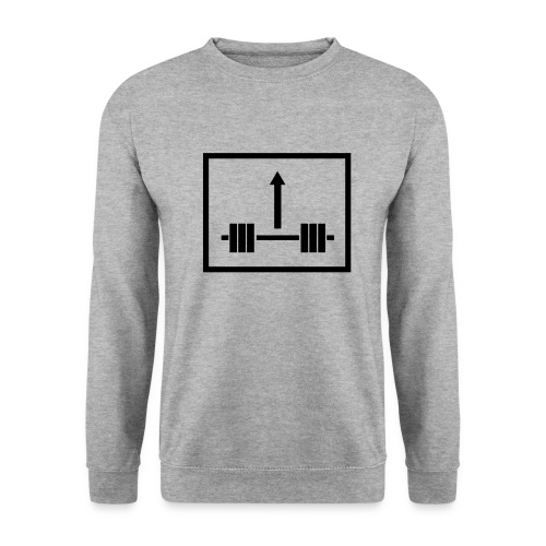 Lift Weight Up - Männer Pullover
