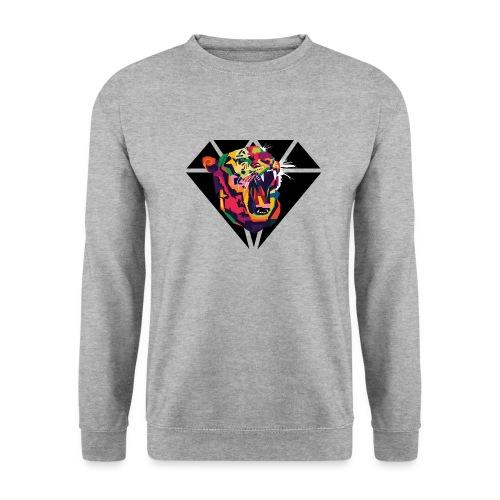 Tiger Hipster Design - Unisex Pullover