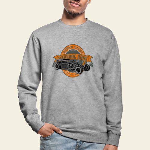 Raredog Rods Logo - Unisex sweater