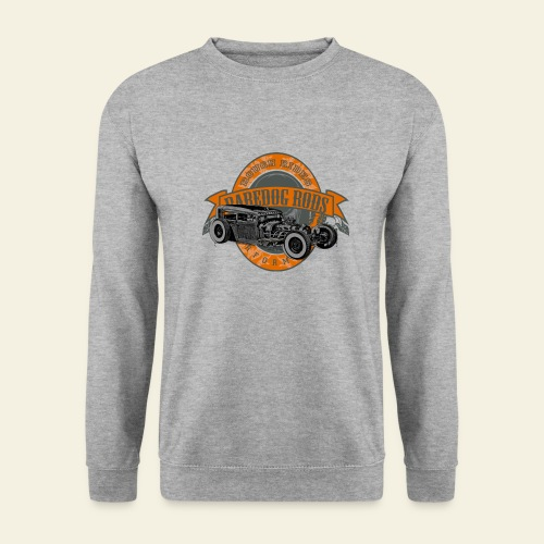 Raredog Rods Logo - Herre sweater