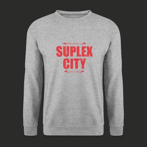 Suplex City Mens T-Shirt - Men's Sweatshirt