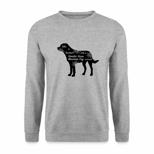 BetterLife GSMD - Männer Pullover