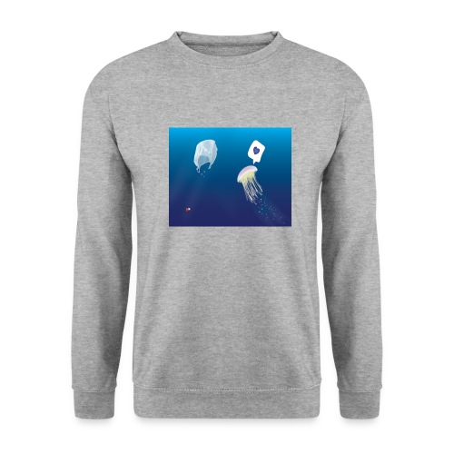 Meduse in Love - Sweat-shirt Homme