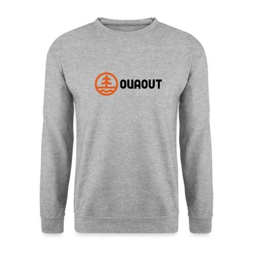 OVAOUT Logo - Männer Pullover