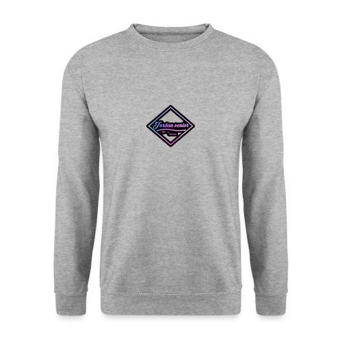 jordan sennior logo - Unisex Sweatshirt