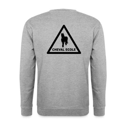 chevalecoletshirt - Sweat-shirt Unisexe