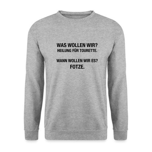 Tourette - Männer Pullover