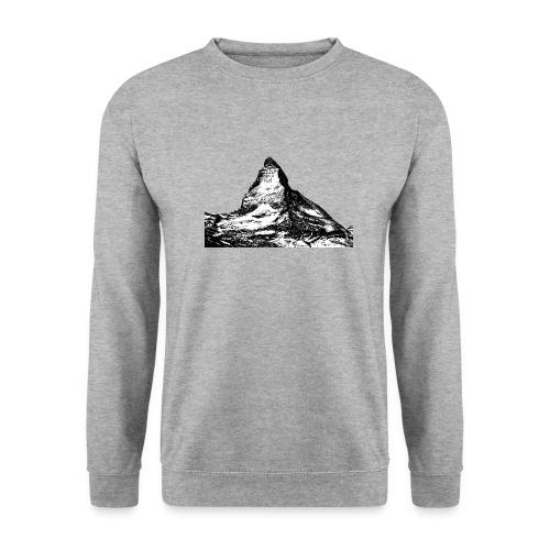 Swiss Alps - Männer Pullover