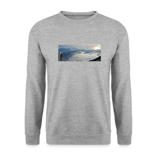 Flugzeug Himmel Wolken Australien - 2. Motiv - Männer Pullover