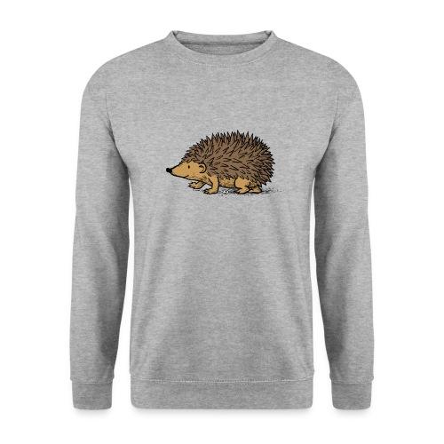 egel illustratie - Mannen sweater