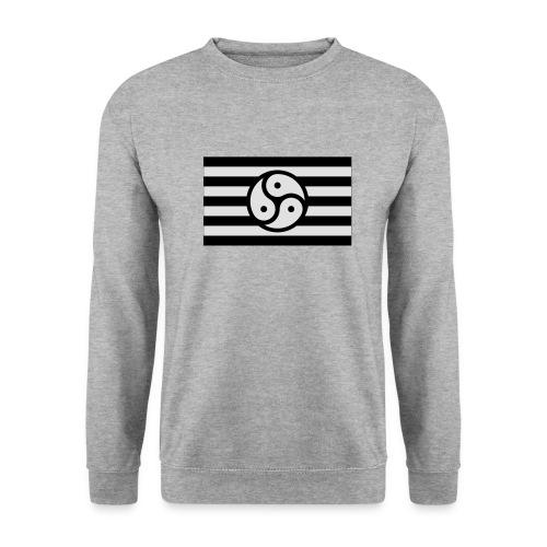 Frauen/Herrinnen T-Shirt BDSM Flagge SW - Unisex Pullover