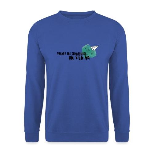 test - Sweat-shirt Unisex