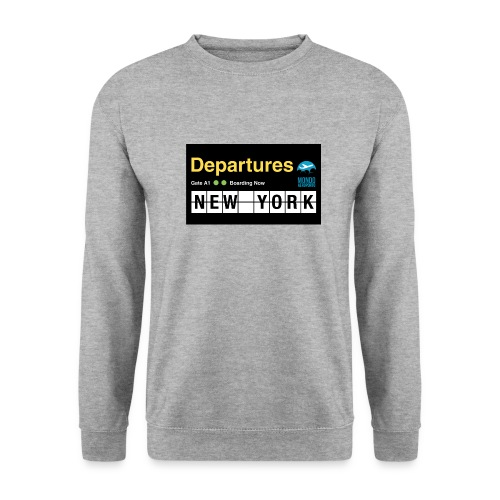 Departures Defnobarre 1 png - Felpa unisex