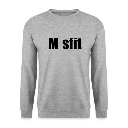 Misfit logo png - Unisex Pullover